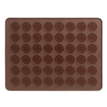 Tapis silicone 24 macarons Lekue