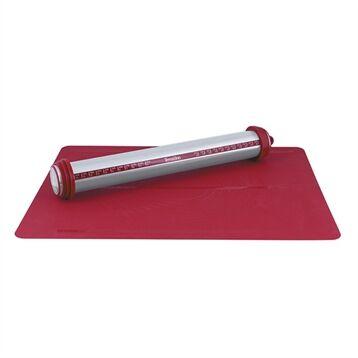 Kit rouleau à pâtisserie et tapis Premium Terraillon
