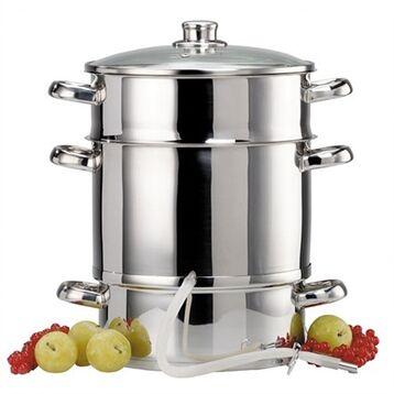 Extracteur de jus à vapeur inox 28 cm 342711