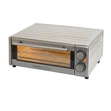 Kitchen Chef Professional Four à pizza professionnel inox 1300 W GP-15AL-G Kitchen Chef Professional