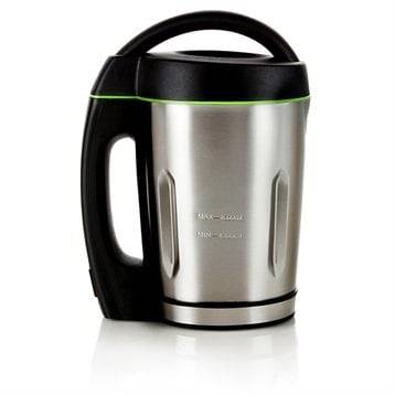 Domo Mixeur à soupe Soup Maker 1,6 L 1000 W DO498BL Domo
