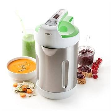 Domo Mixeur Soupe Maker Express 2 L DO705BL Domo