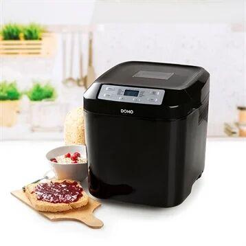 Domo Machine à pain - 12 programmes 550 W B3974 Domo