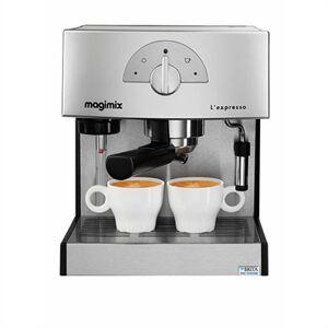 Magimix Cafetière Expresso chrome mat 1,8 L 11411 Magimix - Publicité
