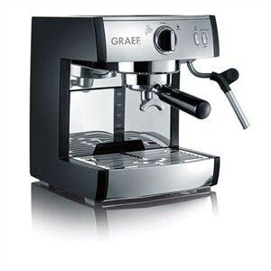 Graef Cafetière à café espresso multi dosettes Pivalla ES702EU30 Graef - Publicité