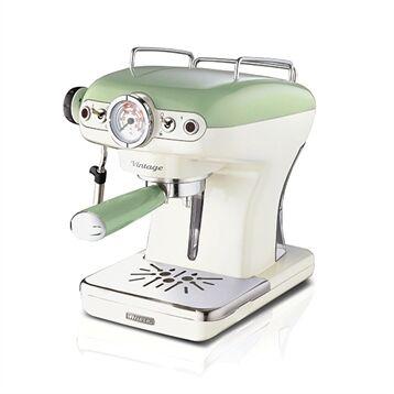 Ariete Machine à café Expresso Vintage 0,9 L 1389 Verde Ariete