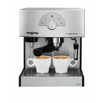 Cafetière Expresso chrome mat 1,8 L 11411 Magimix