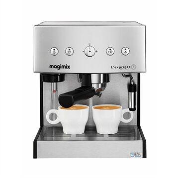 Cafetière Expresso automatique chrome mat 1,8 L 11414 Magimix