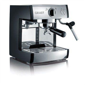 Graef Cafetière à café espresso multi dosettes Pivalla ES702EU30 Graef