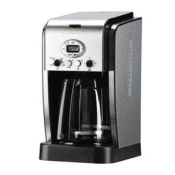Cuisinart Cafetière à filtre programmable pour café moulu 1,8 L Cuisinart DCC2650E