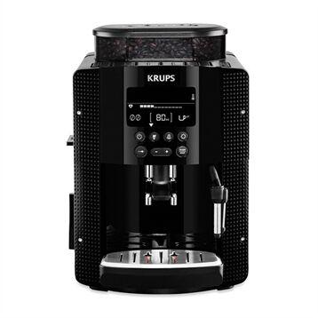 Krups Machine à café expresso broyeur à grains essential noire écran LCD YY8135FD Krups