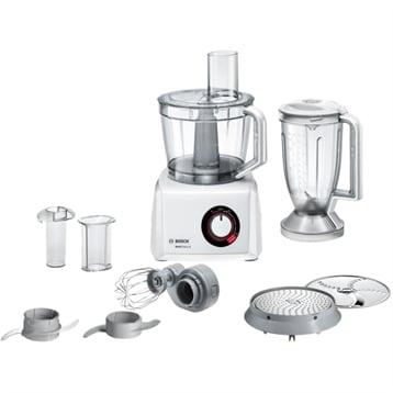 Bosch Robot de cuisine MultiTalent 8 1000 W blanc MC812W501 Bosch