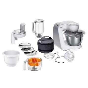 Bosch Robot multifonctions Kitchen Machine 1000 W blanc MUM58243 Bosch