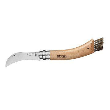 Opinel Couteau à champignons pliant N°8 lame inox 8 cm Opinel