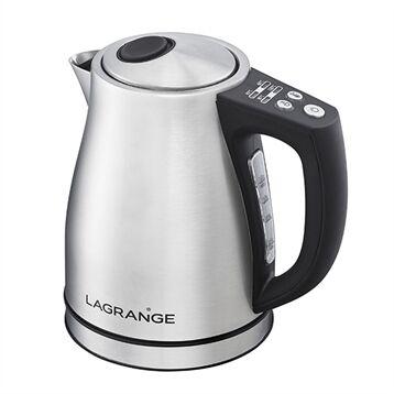 Lagrange Bouilloire électrique 1,2 L inox Lagrange