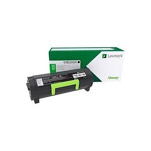 Lexmark Toner Lexmark 51B2000 noir pour imprimante laser - Publicité