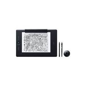Wacom Intuos Pro Paper Edition Large - numériseur - USB, Bluetooth - noir - Publicité