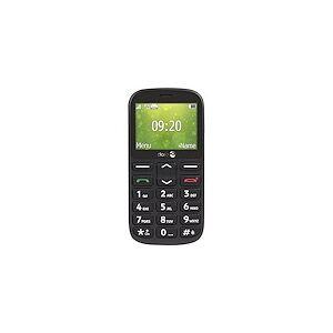 Doro 1361 - noir - GSM - téléphone mobile - Publicité