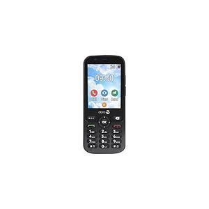 Doro 7010 - gris - 4G - GSM - téléphone mobile - Publicité