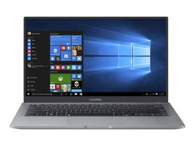"ASUSPRO B9 B9440FA-GV0018R - Core i5 8265U / 1.6 GHz - Win 10 Pro 64 bits - 8 Go RAM - 512 Go SSD - 14"" IPS 1920 x 1080 (Full HD) - HD Graphics 620 - 802.11ac - gris, alliage de magnésium - avec USB-C Mini Dock"