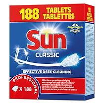 Sun Tablettes Sun pour lave-vaisselle - Boîte de 188