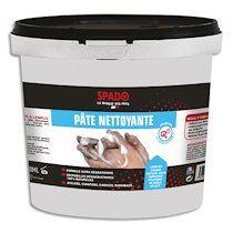 Pot 750 ml Pâte nettoyante, dégraissante à microbilles, pour le nettoyage des mains spécial atelier - Lot de 2