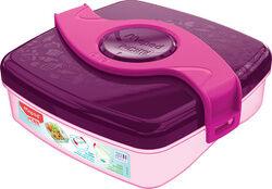 Maped PICNIK Boîte à goûter ORIGINS LUNCH-BOX, 0,52 l, rose - Lot de 6
