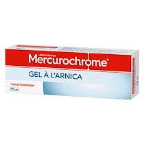 Mercurochrome Gel à l'arnica Mercurochrome 75 ml