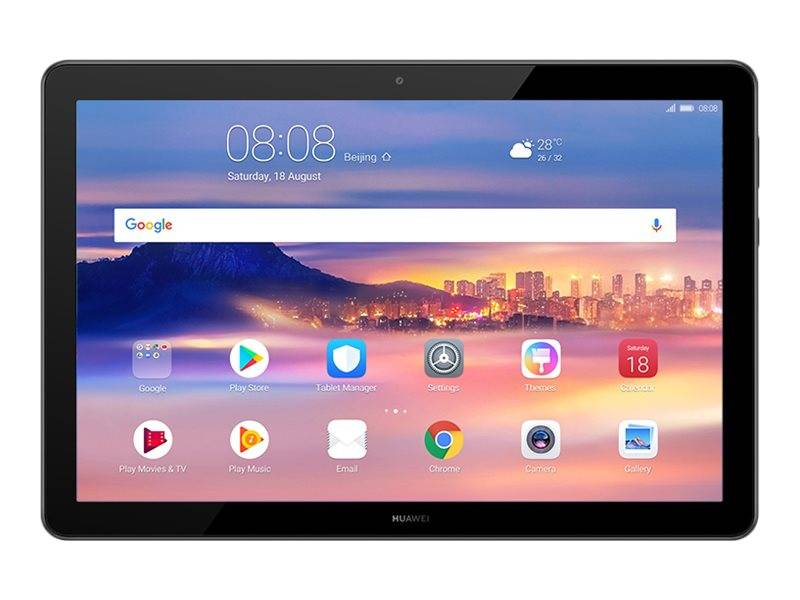 Huawei MediaPad T5 - tablette - Android 8.0 (Oreo) - 32 Go - 10.1