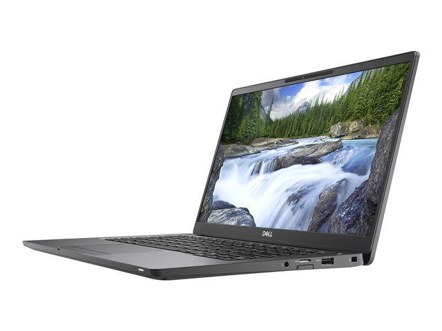 Dell Latitude 7400 - Core i7 8665U / 1.9 GHz - Win 10 Pro 64 bits - 8 Go RAM - 256 Go SSD - 14