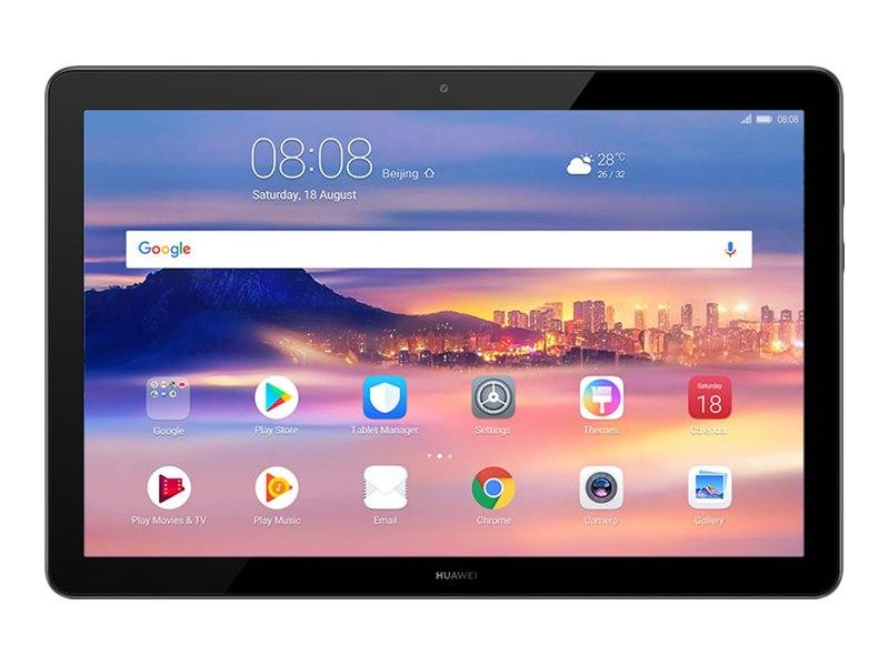 Huawei MediaPad T5 10 - tablette - Android 8.0 (Oreo) - 64 Go - 10.1