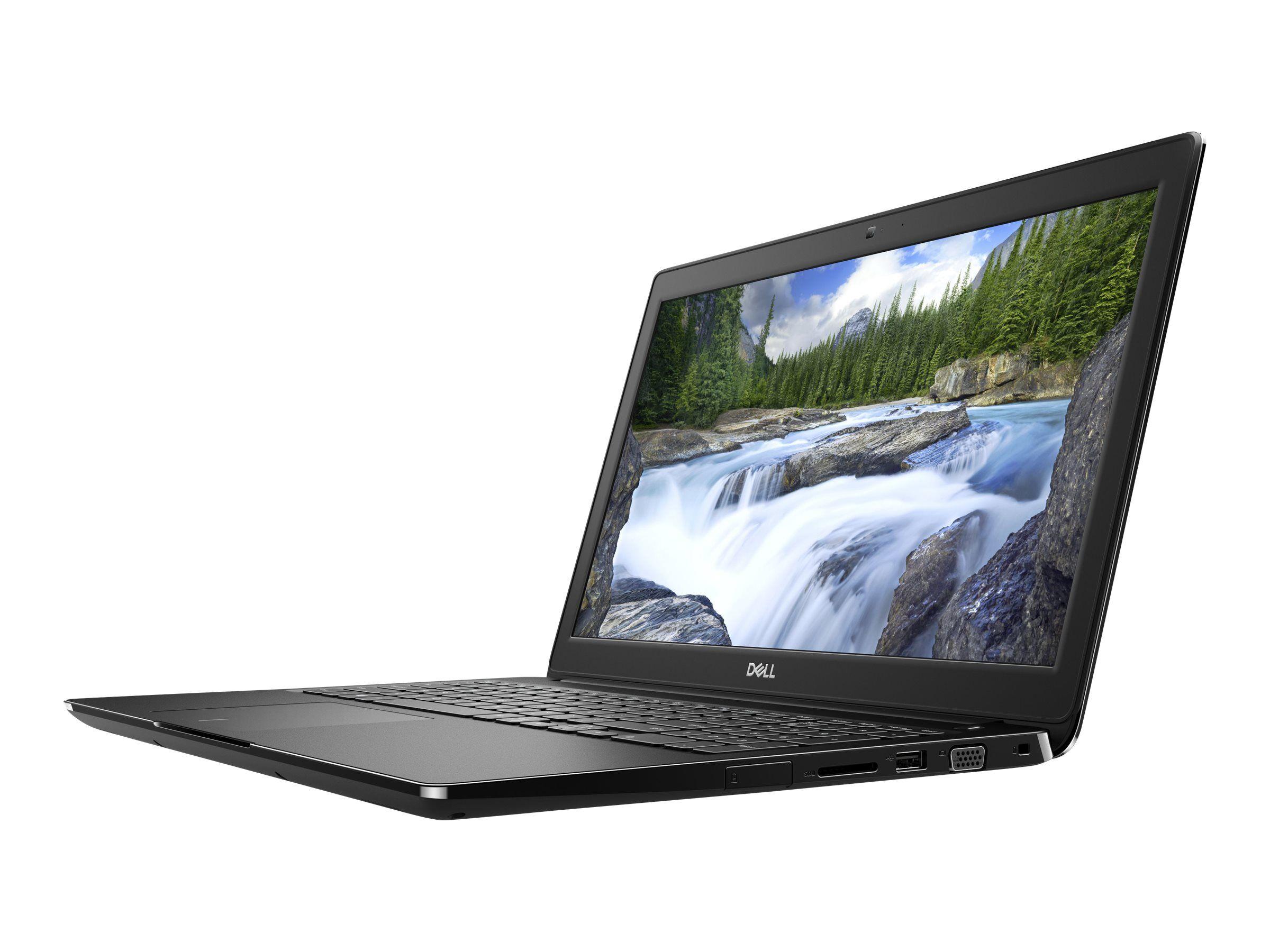 Dell Latitude 3500 - Core i5 8265U / 1.6 GHz - Win 10 Pro 64 bits - 8 Go RAM - 128 Go SSD - 15.6