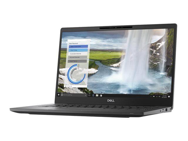 Dell Latitude 7300 - Core i5 8365U / 1.6 GHz - Win 10 Pro 64 bits - 8 Go RAM - 256 Go SSD - 13.3