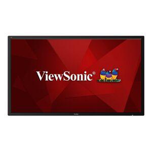 """ViewSonic CDE7500 75"""" écran LED - 4K - Publicité"""
