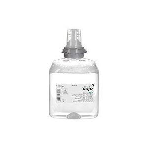 Gojo Savon mousse ultra douce Gojo TFX - Cartouche 1200 ml - Lot de 3 - Publicité