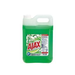Ajax Nettoyant multi-usages Ajax fleurs de printemps - Bidon de 5 litres - Publicité