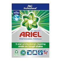Ariel Lessive poudre Ariel Professional - Baril 90 doses