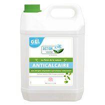 Action verte Gel nettoyant anti-calcaire Action Verte - Bidon de 5 litres