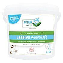 Action verte Lessive tablettes Action Verte - 160 doses