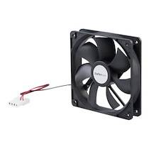 StarTech.com Ventilateur PC à Double Roulement à Billes - Alimentation LP4 - 120 mm kit de ventilation pour ordinateur