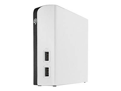Seagate Game Drive Hub for Xbox STGG8000400 - Disque dur - 8 To - externe (portable) - USB 3.0 - blanc