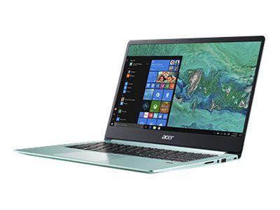 Acer Swift 1 SF114-32-P4CQ - Pentium Silver N5000 / 1.1 GHz - Windows 10 Home 64 bits en mode S - 4 Go RAM - 64 Go eMMC - 14