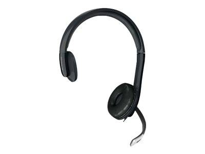 Microsoft LifeChat LX-4000 for Business - Micro-casque - pleine taille - filaire