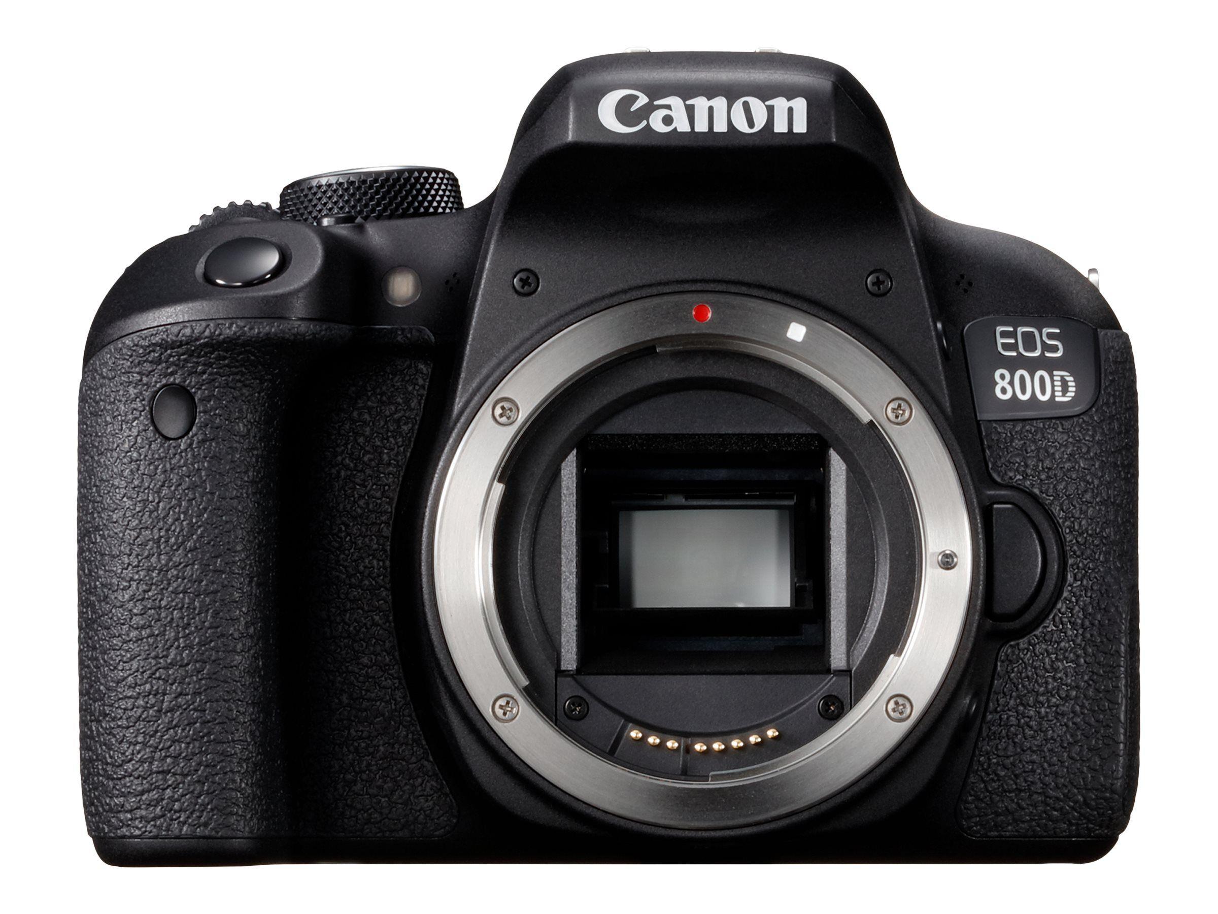 Canon EOS 800D - Appareil photo ...