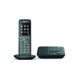 Siemens Téléphone répondeur sans fil Gigaset CL660A - Publicité