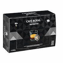 Café royal Dosettes de café Ristretto Café Royal - Boîte de 50