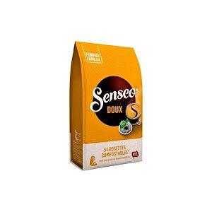 Senseo Dosettes de café Senseo Doux - Paquet de 54 - Publicité