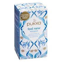 Pukka Infusion Pukka Feel New - boîte de 20 sachets