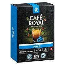 Café royal Capsules de café Café Royal Lungo - Boîte de 36