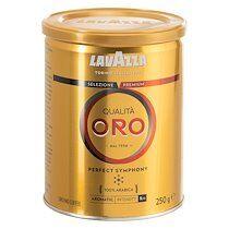 Lavazza Café moulu Lavazza Oro - Boîte de 250 g